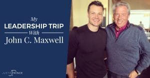 Leadership Trip with John C. Maxwell